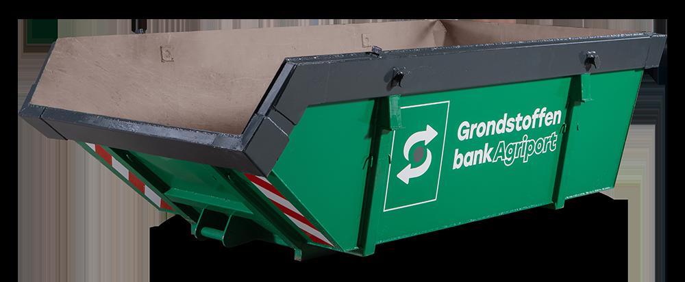 Grondstoffenbankagriport containerservice